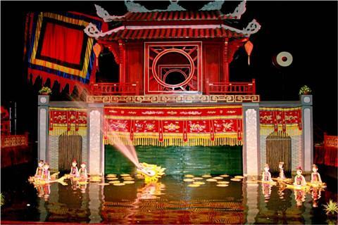 【典·联游】越南河内、下龙湾5天*下龙湾出海游<广州直航往返,正点航班,胡志明故居,赠送水上木偶戏+越式按摩>