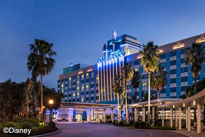 迪士尼好莱坞酒店-海景客房连住(对接)提前45天预定