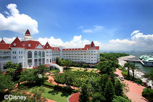 香港迪士尼乐园酒店-标准客房连住(对接)(特价)