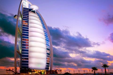 【誉·休闲】阿联酋迪拜、阿布扎比6-7天*帆船678*奢华<帆船酒店170平方米复式海景套房,酋长皇宫酒店,亚特兰蒂斯美食,赠送境外WIFI服务>