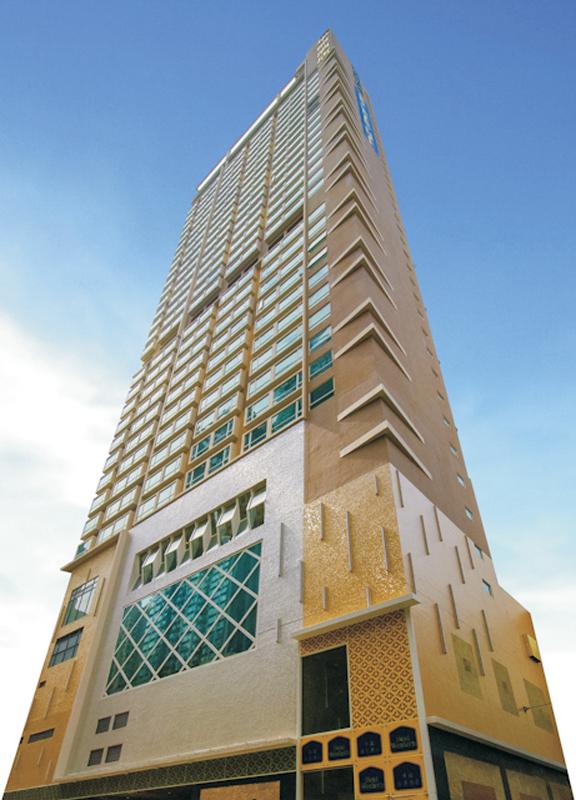 香港华美达海景酒店-标准城景房[连住升级]