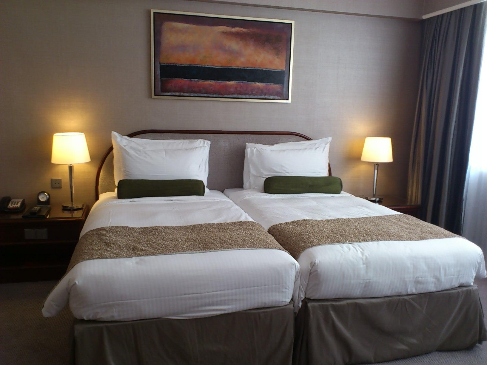 马哥孛罗香港酒店-高级房
