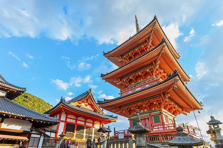 【自由行】日本大阪、京都6天*机票+全程豪华酒店*南方航空*广州往返<即时确认>