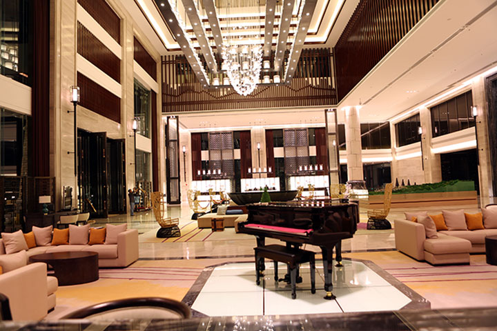 广州增城三英温泉度假酒店-泉景双人房
