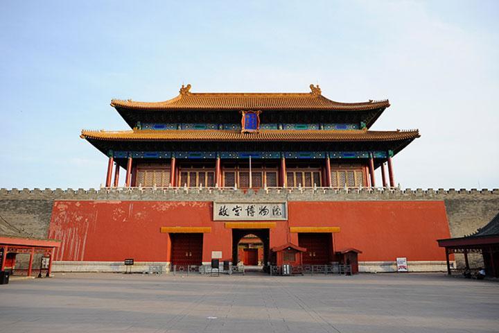 【誉·深度】北京、双飞5天*总统之旅*全程入住国际品牌5星*帝王宴*安心<故宫深度新玩法,黄包车游胡同>
