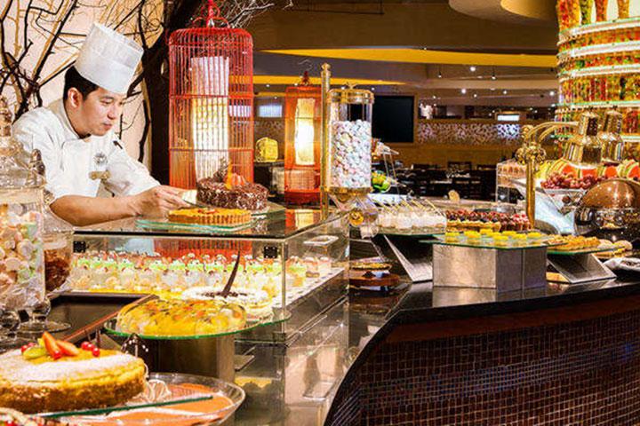 澳门金沙酒店888自助餐(蒙地卡罗前地) -澳门金沙888自助晚餐