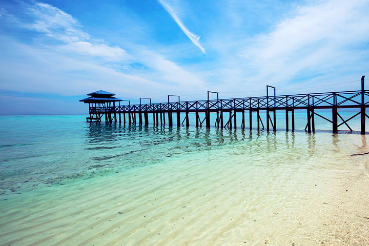 【颂·深度】马来西亚沙巴5天*香拉下午茶<东姑阿都拉曼国家公园五岛巡游,龙尾湾玩乐,全程超豪华酒店,沙巴特色美食>