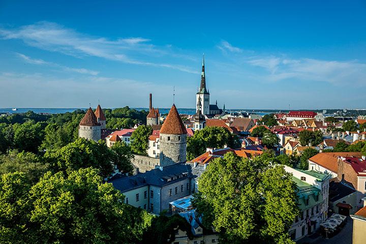 【尚·深度】波罗的海11天*多元立陶宛*古朴爱沙尼亚*文化拉脱维亚<特拉凯城堡,伦达尔宫,AYB>