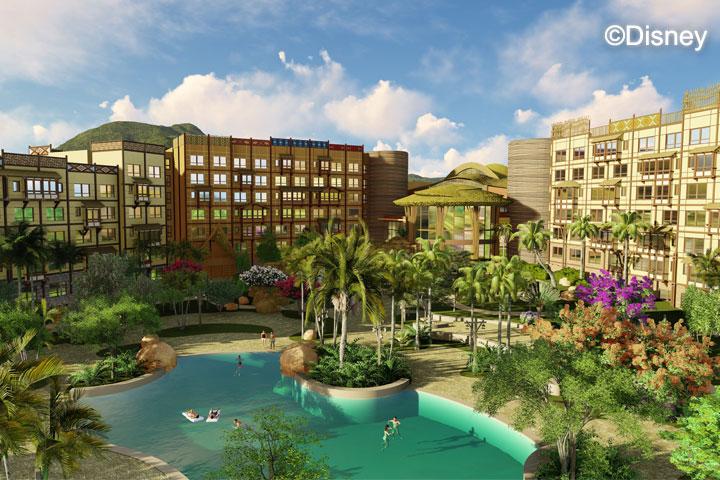 迪士尼探索家度假酒店-标准客房(双床)(需连住2晚或以上)(特价)