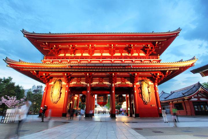 【典·博览】日本本州6天*经典周游<特惠乐享>