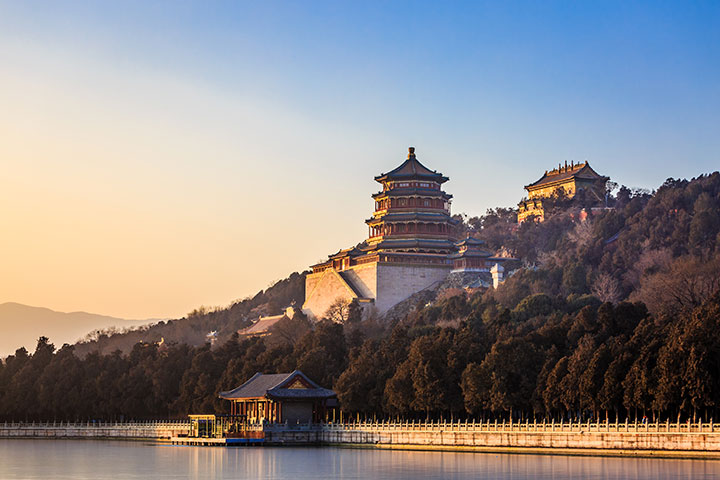 【北京当地玩乐】八达岭长城+颐和园纯玩1日游<不到长城非好汉 >